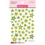 Bella Blvd - Puffy Stickers - Stars - Pickle Juice Mix