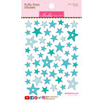 Bella Blvd - Puffy Stickers - Stars - Ice Mix