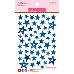 Bella Blvd - Puffy Stickers - Stars - Blueberry Mix