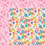 Bella Blvd - Popsicles and Pandas Collection - 12 x 12 Double Sided Paper - Oh Summer