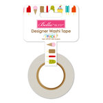 Bella Blvd - Popsicles and Pandas Collection - Washi Tape - Sweets