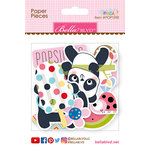 Bella Blvd - Popsicles and Pandas Collection - Paper Pieces
