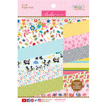 Bella Blvd - Popsicles and Pandas Collection - 6 x 8 Paper Pad