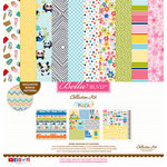 Bella Blvd - Popsicles and Pandas Collection - 12 x 12 Collection Kit