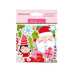 Bella Blvd - Santa Stops Here Collection - Christmas - Ephemera