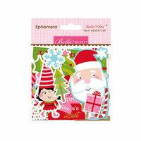 Bella Blvd - Santa Stops Here Collection - Christmas - Ephemera