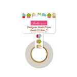 Bella Blvd - Santa Stops Here Collection - Christmas - Washi Tape - Santa Bakes