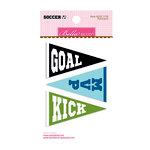 Bella Blvd - Soccer Collection - Pennants