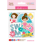 Bella Blvd - Secrets of the Sea Collection - Girl - Paper Pieces