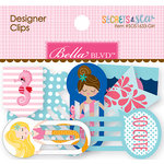 Bella Blvd - Secrets of the Sea Collection - Girl - Designer Clips