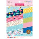 Bella Blvd - Secrets of the Sea Collection - Girl - 6 x 8 Paper Pad