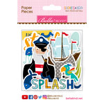 Bella Blvd - Secrets of the Sea Collection - Boy - Paper Pieces
