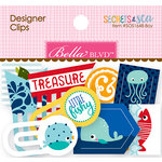 Bella Blvd - Secrets of the Sea Collection - Boy - Designer Clips