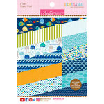 Bella Blvd - Secrets of the Sea Collection - Boy - 6 x 8 Paper Pad