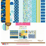 Bella Blvd - Secrets of the Sea Collection - Boy - 12 x 12 Collection Kit