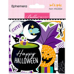 Bella Blvd - Sweet and Spooky Collection - Halloween - Ephemera - Icons