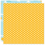 Bella Blvd - Splash Zone Collection - 12 x 12 Double Sided Paper - Sunny Days