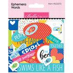 Bella Blvd - Splash Zone Collection - Ephemera - Words