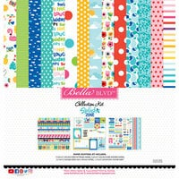 Bella Blvd - Splash Zone Collection - 12 x 12 Collection Kit
