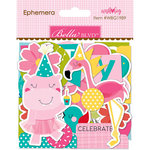 Bella Blvd - Wish Big Collection - Birthday Girl - Ephemera - Icons