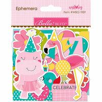 Bella Blvd - Wish Big Collection - Birthday Girl - Ephemera - Icons