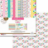 Bella Blvd - Wish Big Collection - Birthday Girl - 12 x 12 Collection Kit