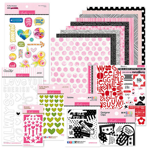 Bella Blvd - Illustrated Faith - Valentine - Variety Kit