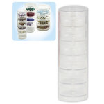 Beadalon - Jewelry - Stackable Containers - 6 Stack - Small