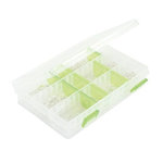 Beadalon - Jewelry - Storage Box with 9 Removable Dividers