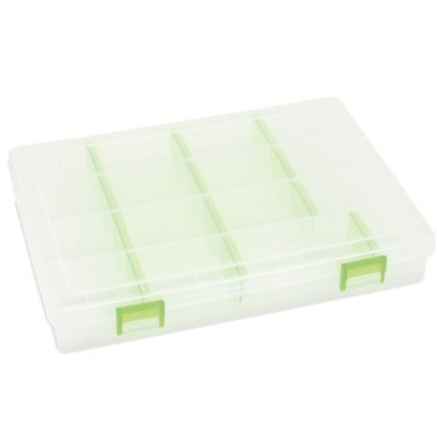 Beadalon - Jewelry - Storage Box with 12 Removable Dividers