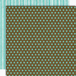 Black Market Paper Society - Lucky 'n Love Collection - 12x12 Double Sided Paper - Lucky Kisses, CLEARANCE