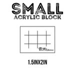 Brutus Monroe - Acrylic Block - Small