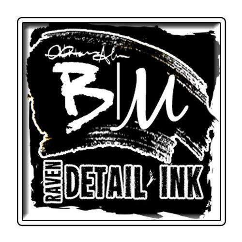 Brutus Monroe - Detail Ink - Mini - Raven