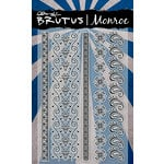 Brutus Monroe - Clear Acrylic Stamps - Fancy Borders