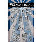 Brutus Monroe - Clear Acrylic Stamps - Sand Dune