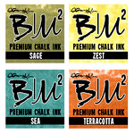 Brutus Monroe - Mini Chalk Ink Pad Collection - Summer
