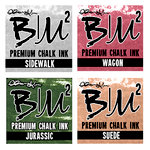 Brutus Monroe - Mini Chalk Ink Pad Collection - Winter
