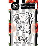 Brutus Monroe - Clear Acrylic Stamps - Owl Love You