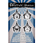 Brutus Monroe - Unmounted Rubber Stamps - Witch Please