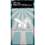 Brutus Monroe - Clear Acrylic Stamps - Happy Birthday to You