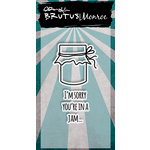 Brutus Monroe - Clear Acrylic Stamps - Jam