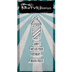 Brutus Monroe - Clear Acrylic Stamps - Brain Freeze