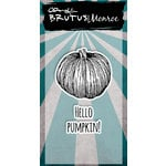 Brutus Monroe - Clear Acrylic Stamps - Hello Pumpkin