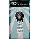 Brutus Monroe - Clear Acrylic Stamps - Happy Thanksgiving