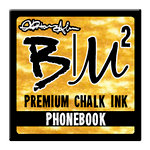 Brutus Monroe - Mini Chalk Ink - Phonebook