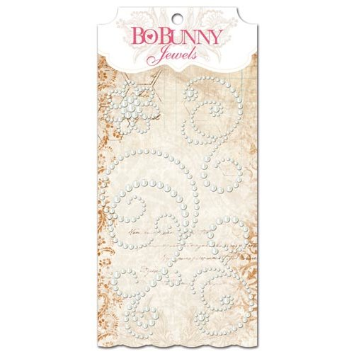 BoBunny - Essentials Collection - Bling - Jewels - Frosting