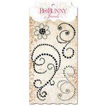 BoBunny - Essentials Collection - Bling - Jewels - Licorice