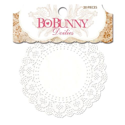 BoBunny - Essentials Collection - Small Doilies