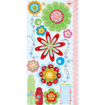 Bo Bunny Press - Flirty Collection - Cardstock Stickers - Flirty Accessories