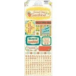 Bo Bunny - Hello Sunshine Collection - Cardstock Stickers - Hot Hot Hot